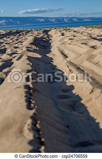 Olkhon Island - csp24706559