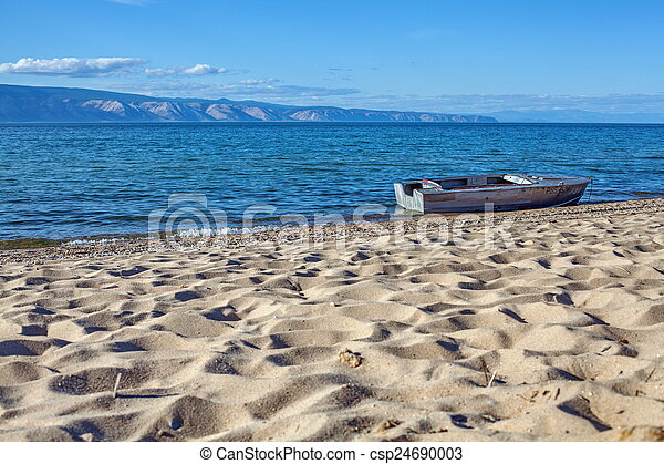 Olkhon Island - csp24690003