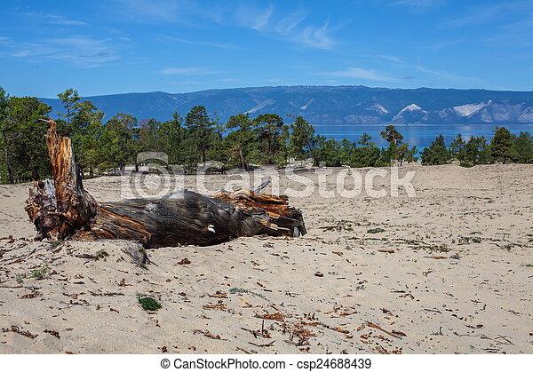Olkhon Island - csp24688439