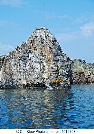 Olkhon island - csp40127939