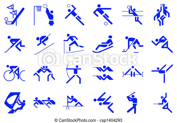 olympic games - csp1404293