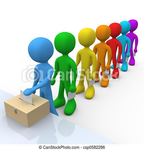 omröstning - csp0582286