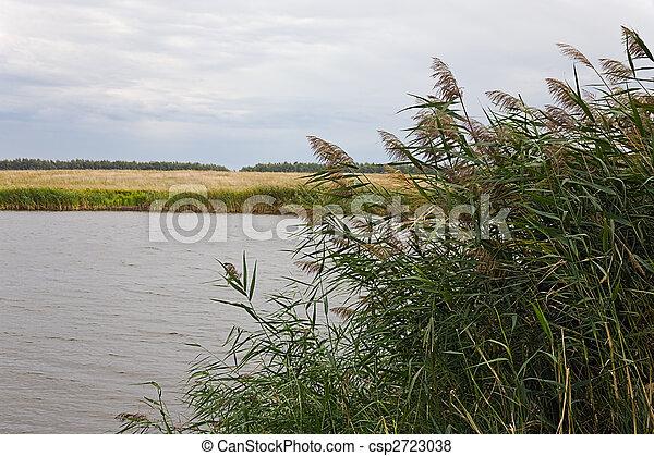 On lake - csp2723038