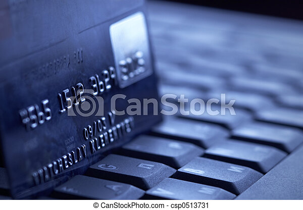 on-line shopping - csp0513731