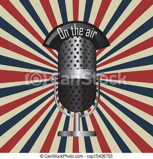 on the air - csp15436755