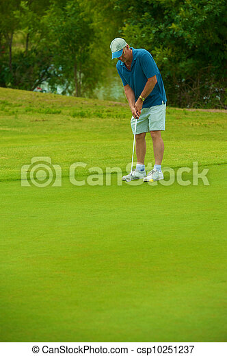 On the Green - csp10251237