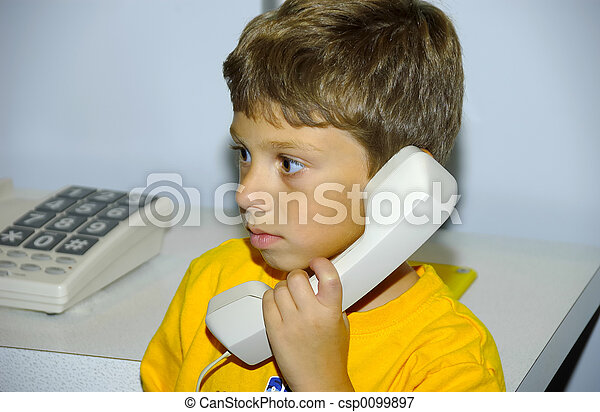On The Phone - csp0099897