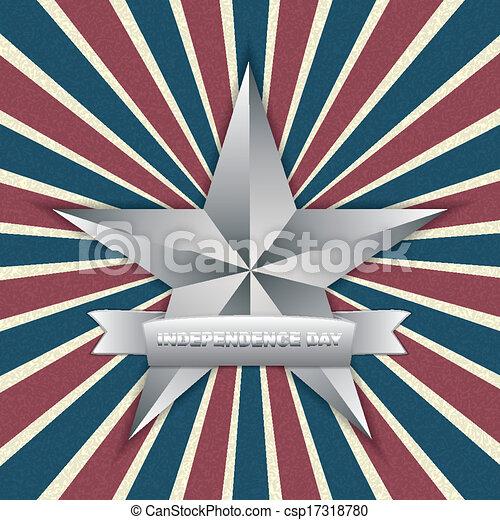 onafhankelijkheid dag - csp17318780
