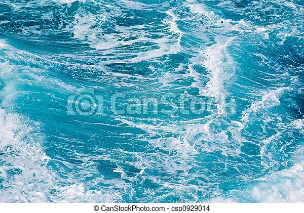 ondas oceano - csp0929014