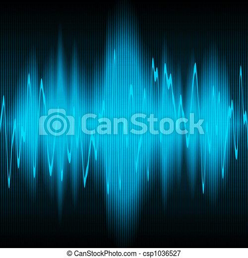 onde sonore - csp1036527