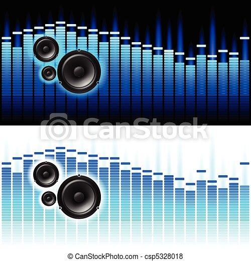 onde sonore - csp5328018