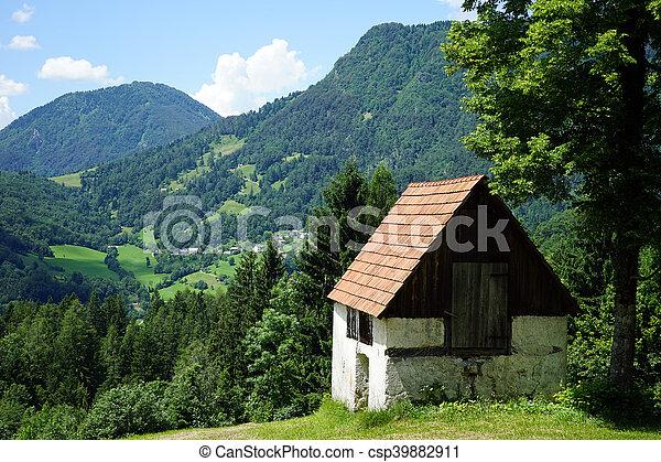 One house - csp39882911