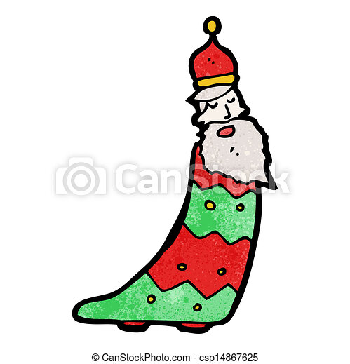 one of the three kings cartoon vector illustration search clipart rh canstockphoto ca three kings clip art free three kings clipart