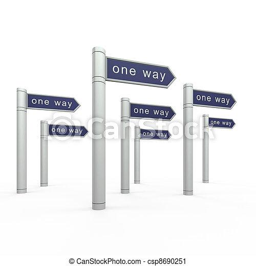 One way - csp8690251