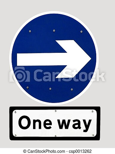 One way - csp0013262