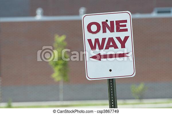 one way - csp3867749