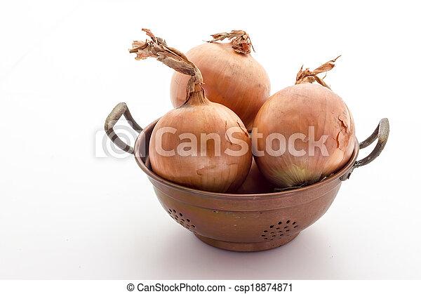 Onions - csp18874871