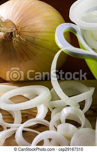 Onions. - csp29167310