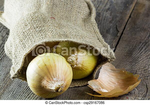Onions. - csp29167086