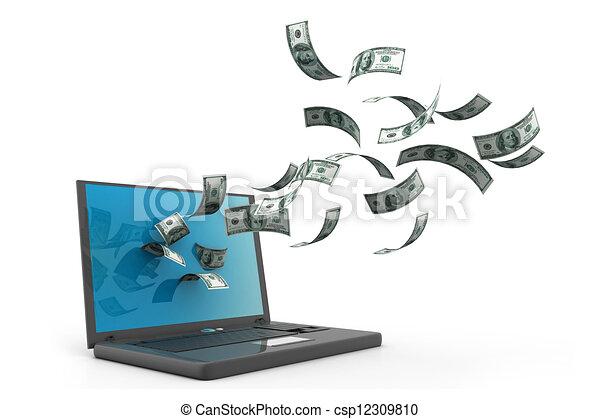 Online Banking - csp12309810