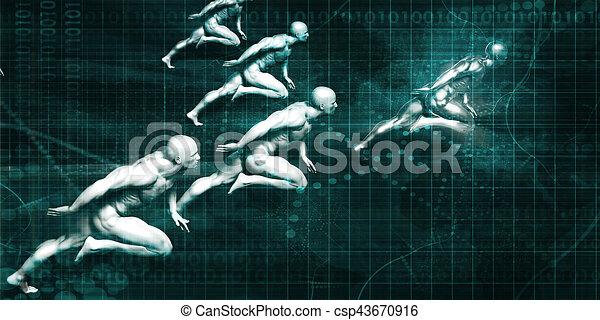 Online Banking - csp43670916
