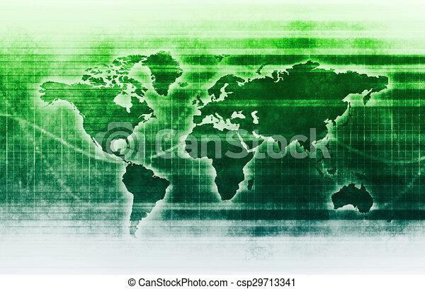 Online Banking - csp29713341