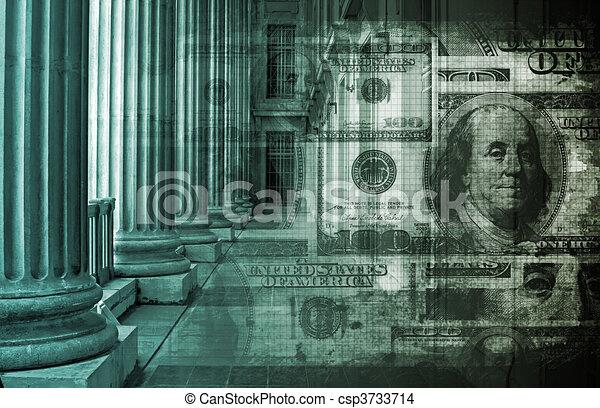 Online Banking - csp3733714