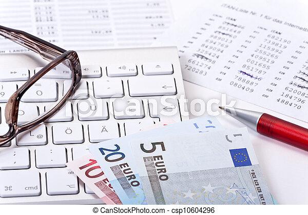 Online banking - csp10604296