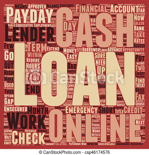 Requirements for payday cash advance picture 1