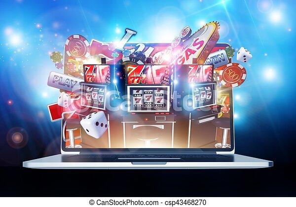 Online Casino Gambling - csp43468270
