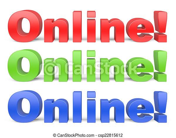 online - csp22815612