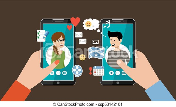 Social networking sites and online dating