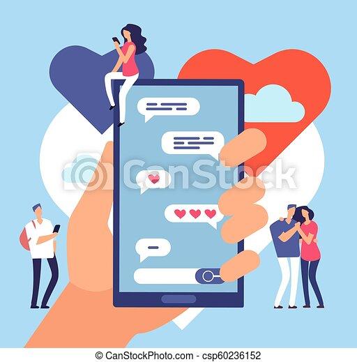 Dating-App für iphone