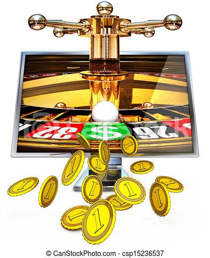 online gambling - csp15236537