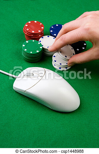 Online Gambling - csp1448988
