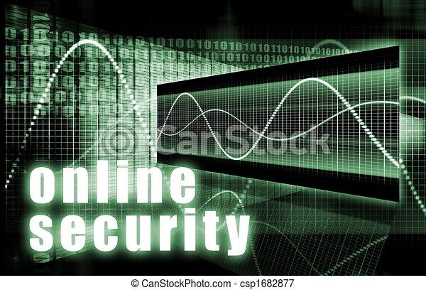Online Security - csp1682877