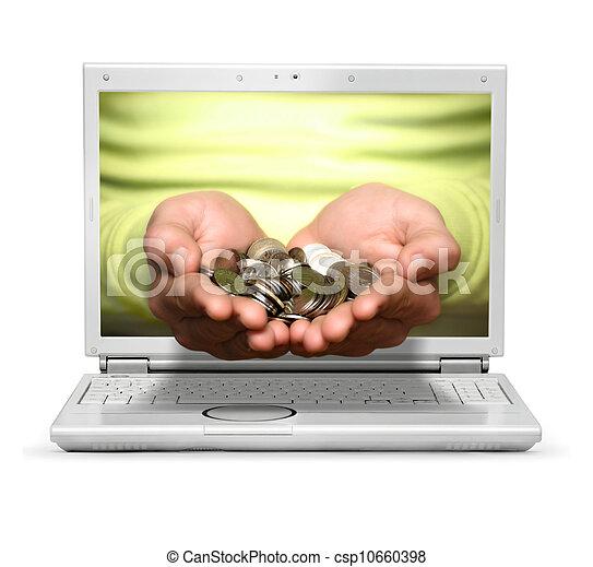 Online winnings - csp10660398