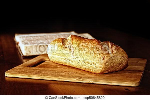 ons, alledaags, brood - csp50645820