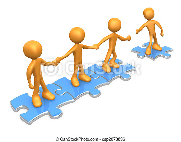 ons, toevoegen, team - csp2073836