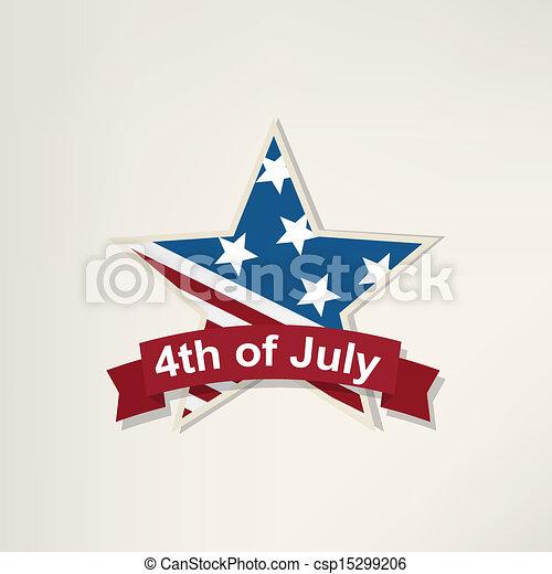 ontwerp, dag, onafhankelijkheid - csp15299206