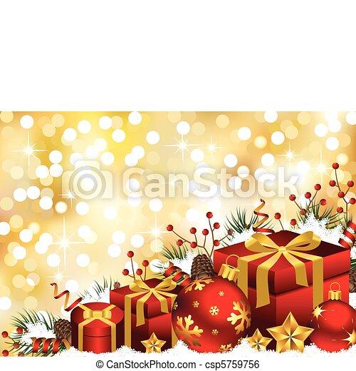 ontwerp, kerstmis - csp5759756