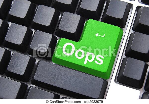 oops key - csp2933079