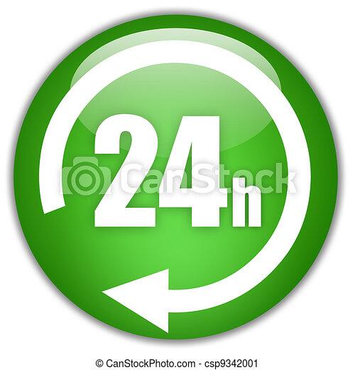 Open 24 hours - csp9342001