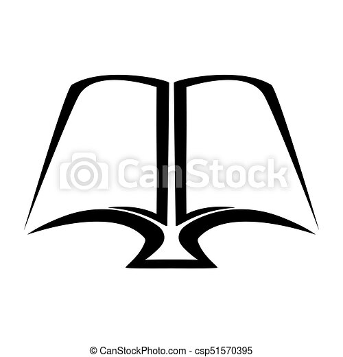 open book icon eps vectors search clip art illustration drawings rh canstockphoto ca open book graphic images