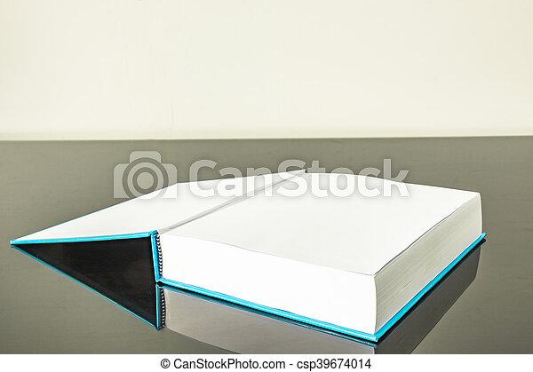 open book - csp39674014