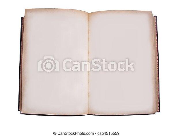 open book - csp4515559