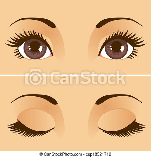 2c7486d3c7e Eyelid Illustrations and Stock Art. 2,637 Eyelid illustration and vector  EPS clipart graphics available to search from thousands of royalty free  stock clip ...
