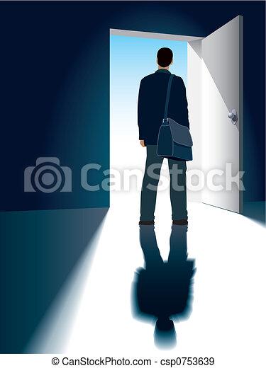 open front door drawing. Modren Front Open Door  Csp0753639 On Front Door Drawing O