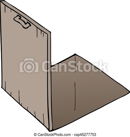 open floor gate - csp45277753