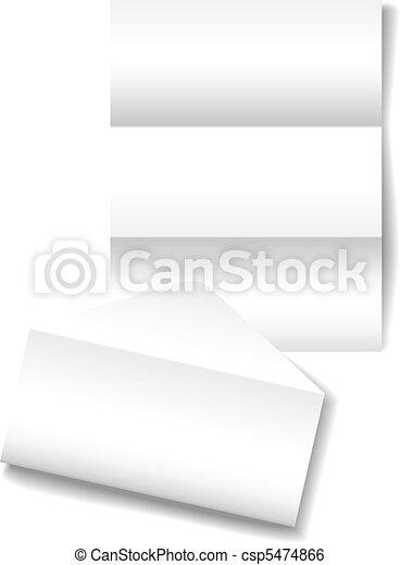 Open Letter Envelope Stationery Paper Background